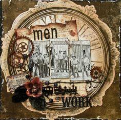 Robinzberdz's Gallery: men at WORK ***Swilydoos***