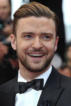 Justin Timberlake hair