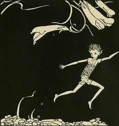 "5.  ""A-Tishoo.""   ---    Dorothy P. Lathrop Illustrations: DOWN-ADOWN-DERRY."