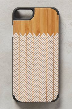 Herringbone iPhone 6 Case by Recover Mobile Covers, Ipod Cases, Print Packaging, Herringbone, Bag Accessories, 6 Case, Iphone 6, Anthropologie, My Style