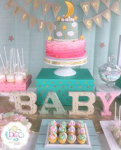 Twinkle Twinkle Little Cake & Dessert Table