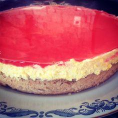 Gelatin, Cheesecake, Cookies, Baking, Foods, Image, Crack Crackers, Food Food, Jello