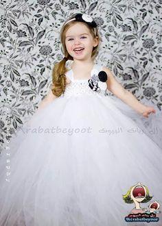d88fe52af01c 7 Best Feather Flower Girl Tutu Dresses images