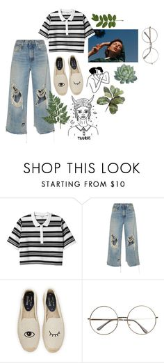 """""""H o p l e s s   R o m a n t i c"""" by h3ykatrina on Polyvore featuring Monki, R13 and Soludos"""