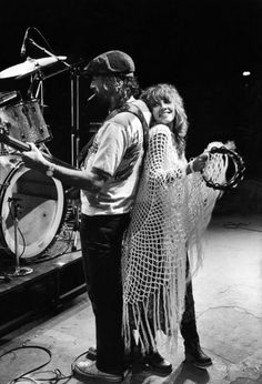 1977- Fleetwood Mac Rumors with Stevie Nicks