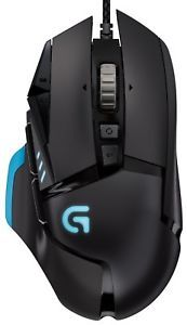 a logitech g502 proteus core tunable gaming mouse customizable brand new free ship