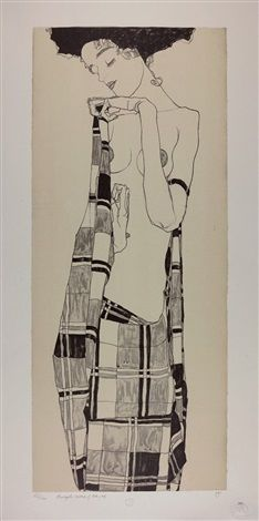 View Standing Girl, Portrait of Gerti Schiele drawing created in 1909 by Egon Schiele on artnet. Browse more artworks Egon Schiele from Plazzart. Egon Schiele Tattoo, Egon Schiele Drawings, Art Nouveau, Art Deco, Egon Schiele Zeichnungen, Figure Painting, Painting & Drawing, Minneapolis, Portrait