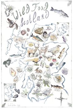 Giclee prints are available, sold via my web page: http://camillaseddon.com/illustrated-maps/ £35.00 for a mounted print