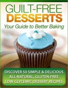 Recipes for low gi cakes