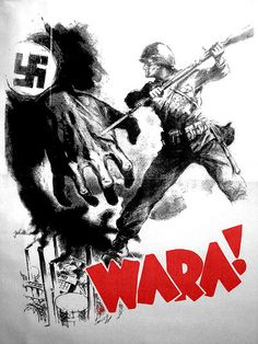 Poland, first to fight ...