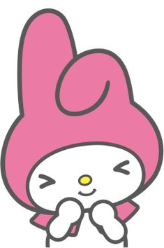 My Melody Cute Smile   My melody wallpaper, Hello kitty ...