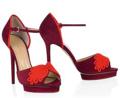 Sandales Charlotte Olympia Eternity, automne-hiver 2014/2015