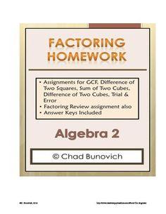 factoring polynomials flipbook algebra. Black Bedroom Furniture Sets. Home Design Ideas