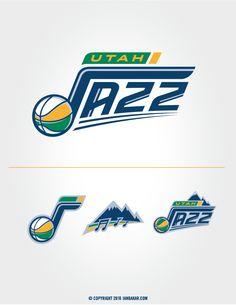 Rebranding & expanding the nba on behance pp logo concept логотип. 21 Day Fix, Sports Graphic Design, Sports Team Logos, Logo Concept, Concept Art, Pineapple Images, Logo Design, Identity Design, Visual Identity