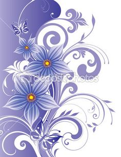Firstly the colour, then the pattern. then the cutout effect. It is peaceful. Flower Background Wallpaper, Flower Backgrounds, Glass Painting Designs, Paint Designs, Apple Logo Design, Art Quilling, Wall Painting Decor, Islamic Art Pattern, Art Mural