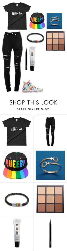 """""""Untitled #72"""" by tomboy249 ❤ liked on Polyvore featuring Yves Saint Laurent, Bling Jewelry, Morphe, Bobbi Brown Cosmetics and MAC Cosmetics"""
