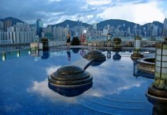 Harbour Plaza Hotel Hong Kong. Kevin & I stayed here just because of the pool