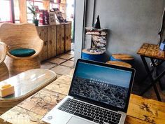 Tanjung Karang Malaysia (Kopi Pak Belalang)  by Arif (@ariffsetiawan)  Use our app to find the best cafes and spaces to work from. -- Arif is getting in the zone and being productive at Kopi Pak Belalang in Tanjung Karang Malaysia. -- #workhardanywhere