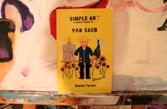 Look what came through the post today! Simple art, a simple guide to Van Gogh