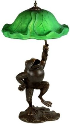 Frog Lamp. I Want This!