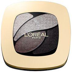 L'Oréal Paris Color Riche Quads Lidschatten E4 Marron Glace, 2.5 g