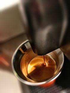 Guten Morgen…der Start in den Montag beginnt besser mit einem #Arpeggio #Kaffe von @Nespresso