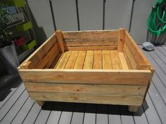 EASY DIY RAISED GARDEN BED TUTORIAL FOR YOUR PATIO OR DECK