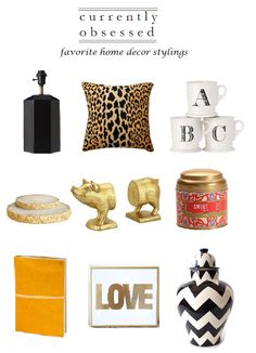candycoatedprada: Home Decor Currently Obsessed