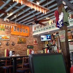 Folk Art Restaurant - Atlanta, GA
