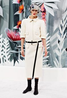 Fall-Winter 2014/15 Haute Couture - Look 23 - CHANEL