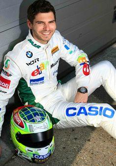 Casio Edifice renews its sponsorship of British Touring Car Championship driver Tom Onslow Cole.