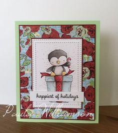 Paula Williamson - Merry Card