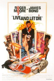 Live and Let Die (1973) (Action, Adventure, Crime, 007)