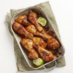 Hete kip uit de oven