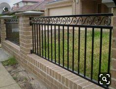 Brick Fence, Concrete Fence, Front Yard Fence, Farm Fence, Cedar Fence, Brick Columns, Bamboo Fence, Dog Fence, Pallet Fence