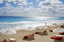 The elegant Bel Air Collection Resort & Spa Los Cancun can be found nestled next to the sea in the stunning resort of Cancun on the Mexico C...