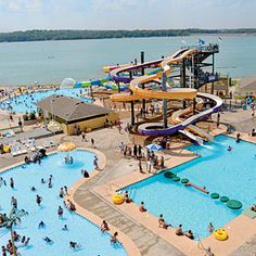 Five Ways To Stay Cool in Tennessee   Splash Around in a Water Park (That's on a Lake!)   SouthernLiving.com