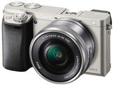SONY Systemkamera ILCE-6000L