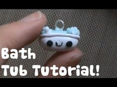 ♥ Kawaii Bath Tub Charm Tutorial ♥