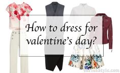 If you like to have some ideas on how to dress for valentine's day I've got some great ones for you | 40plusstyle.com