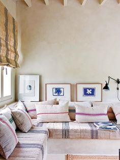 Jurnal de design interior: Un vechi hambar transformat în casă de vacanță își…