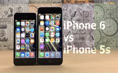 Are you wondering if iPhone 6 is better than iPhone 5S? Or you just can't decide which one to buy? Read this comparison to get your answers. DESIGN The first difference that you notice in th...