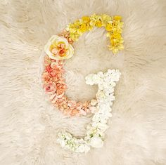 Personalized All Floral Letter Ways To Say Congratulations, How To Wrap Flowers, Garden Nursery, Floral Letters, Newborn Photo Props, Flower Show, Fairytale, Bridal Shower, Floral Wreath