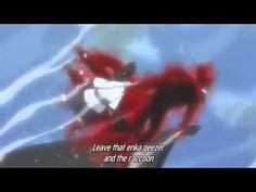 Killer Bee vs Kisame - Full Fight English Sub