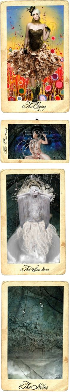 """""""Soulcollage Deck"""" by jo-fort-ankney on Polyvore"""