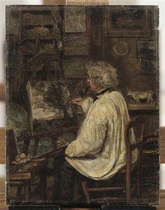Albert besnard madeleine jeanne lemaire 1845 1928 for Artiste peintre arras