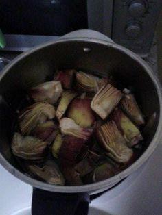 ⇒ Le nostre Bimby Ricette...: Bimby, Crema di Carciofi e Tonno