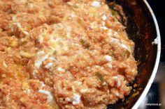 Εβδομαδιαίο Πρόγραμμα Διατροφής και συνταγές 27/5/19-02/6/19 - Daddy-Cool.gr Omelet, Frittata, Baked Eggs, Kai, Beef, Baking, Recipes, Food, Omelette