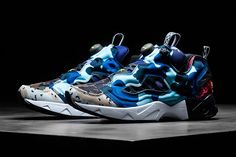 Reebok InstaPump Fury Road (Multi-Camo) –Sneaker Freaker