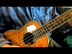 """COMBINATION"" Travis Pick - Ukulele tutorial by Ukulele Mike Lynch - YouTube"